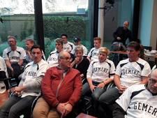Toch nog hoop voor Gemertse honkbalclub GHSV