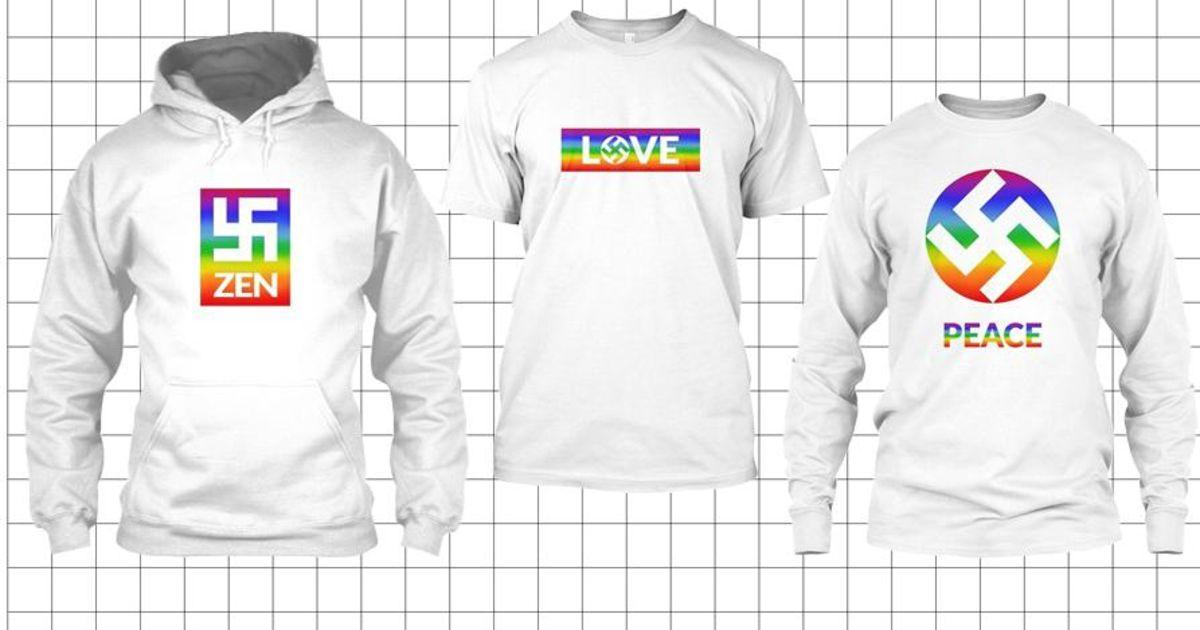 Nieuw Modemerk Wil Hakenkruis Introduceren Als Hip Logo Op Sweaters