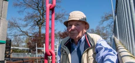 Herkomst kunstwerk gemeentewerf bekend: ontwerp is van 94-jarige Nieuwleusenaar