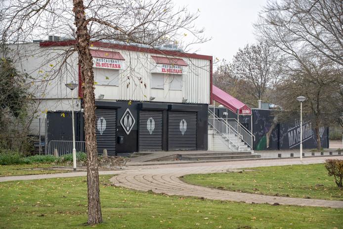 In club Magnum in Zoetermeer is een explosief gevonden.