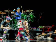 Red Hot Chili Peppers staan op Pinkpop