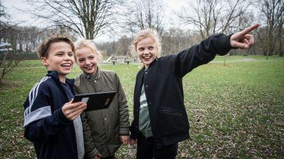 Computerspel jaagt jeugd naar buiten