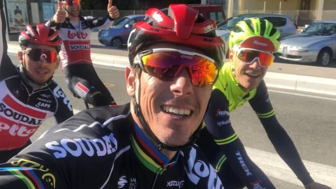 KOERS KORT. Gilbert bereidt zich met Wellens, Stuyven en Ewan voor op 2021 - Enrico Gasparotto (38) zet punt achter loopbaan