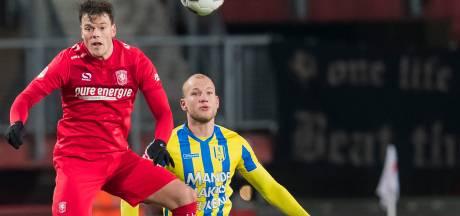 Jan Lammers speelde eindelijk weer eens 90 minuten voor RKC