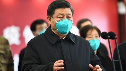 """Chinese president: """"Epidemie praktisch onder controle in epicentrum Wuhan"""""""