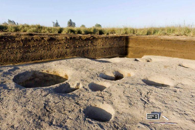 Archelologen hebben een van de oudste dorpen in de Nijldelta ontdekt, van voor de tijd van de farao's.