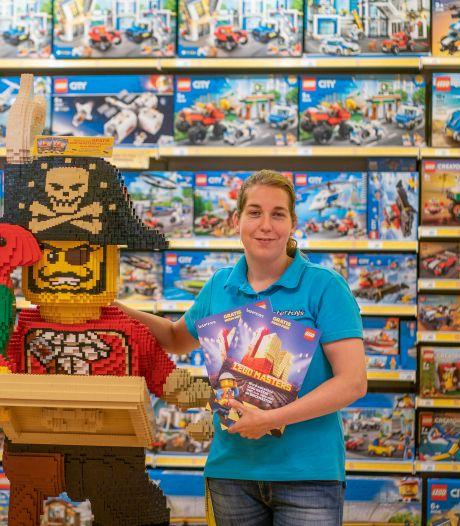 Kijkcijferkanon Lego Masters zorgt voor hoge omzetten van speelgoedwinkels in de regio