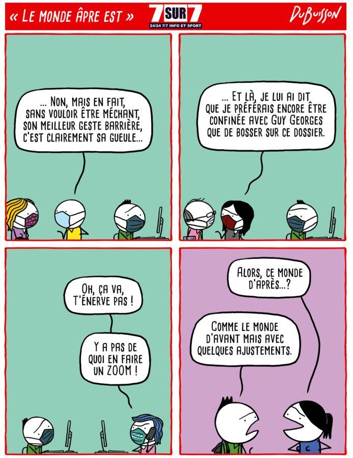 """""""Le monde âpre est"""", 22 mai 2020"""