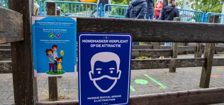 Verscherping coronamaatregelen in België: pretparken dicht, maar dierentuinen blijven gedeeltelijk open