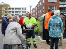 Inwoners krijgen uitleg nieuwe gft-container