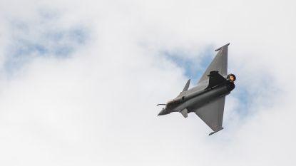 Belgische tachtiger wordt door Franse luchtmacht aan de grond gezet