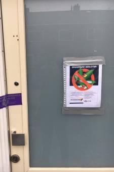 Duizenden euro's, hennep en harddrugs gevonden in huis in Waddinxveen: drugspand zes maanden op slot