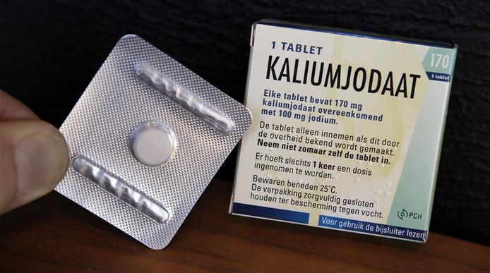 Jodiumpillen komen eraan voor alle zeeuwen zeeland bndestem.nl
