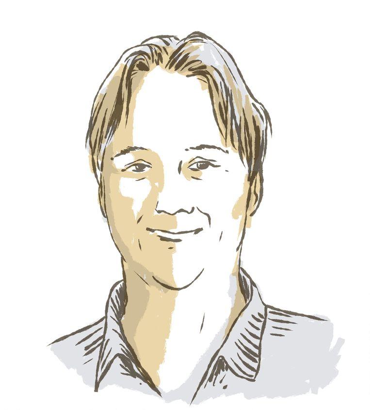 Michel Maas Beeld Illustratie Luis Mendo