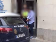 Utrechtse diamantrover paste zijn uiterlijk afgelopen jaar verschillende keren aan, om uit handen van politie te blijven