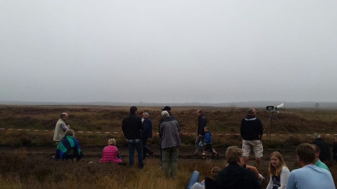 Het is onduidelijk of de dropping op de Ginkelse Heide in Ede doorgaat.
