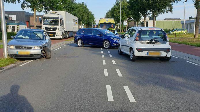 Ongeval Euregioweg.