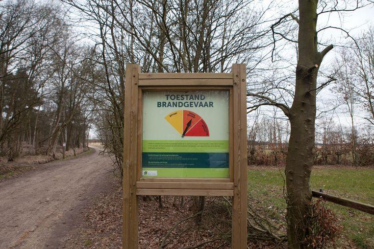 Brandgevaar Code Oranje.Code Oranje In Kalmthoutse Heide Kalmthout In De Buurt Hln