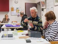 Tekenclub Met Verve viert feest in vreemd jaar