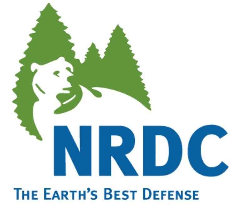Logo van het Natural Resources Defence Council. Beeld -