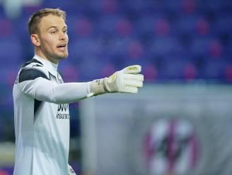 """Timon Wellenreuther, doelman (ad interim?) met vertrouwen: """"We moeten voor niemand onderdoen"""""""