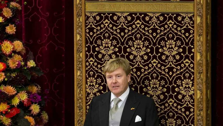 Koning Willem-Alexander Beeld anp