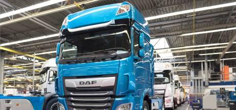 DAF gaat productie op 20 april 'op laag tempo' hervatten