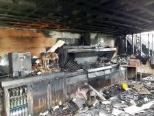 Niets over van frietkraam bij Loosdrechtse Plassen: 'Het is verschrikkelijk'