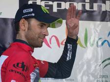 Valverde pakt eindzege Ruta del Sol, ritwinst Wellens