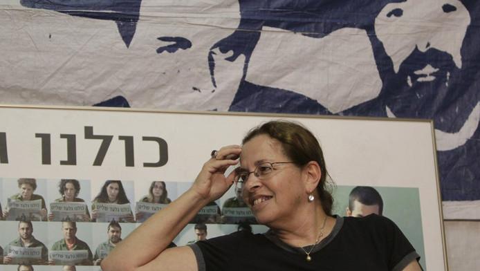 Aviva Shalit, mère de Gilad Shalit, à l'annonce de la libération prochaine de son fils