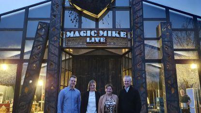 Kempense 'spiegeltent' naar Australië: De Arcadia wordt het decor van dansspektakel Magic Mike