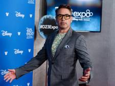 Robert Downey gebruikte drugs in Disneyland