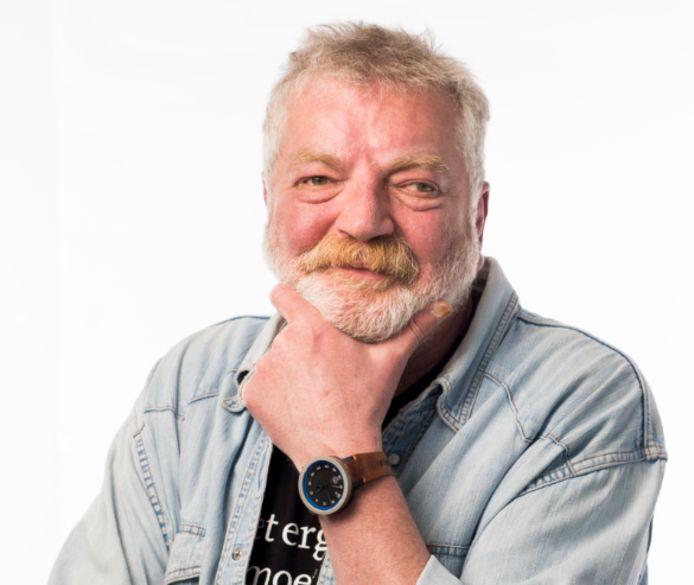 Verslaggever en columnist Toon Mesman