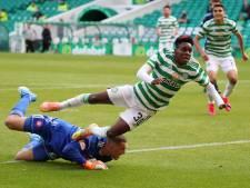 Celtic begint Schotse competitie met ruime zege, Frimpong scoort