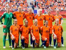 Leeuwinnen spelen zaterdag om 18.00 uur kwartfinale in Doetinchem