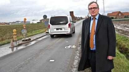 Wegversmallingen Grote Roeselarestraat worden verwijderd om nog meer ongevallen te vermijden, N-VA pleit voor trajectcontrole