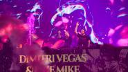 Dimitri Vegas en Like Mike brengen Tomorrowland naar het Sportpaleis en maken het met de grond gelijk