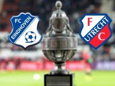 FC Eindhoven ontvangt FC Utrecht in achtste finales bekertoernooi