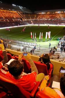 Philips verdient wereldwijd miljoenen aan nieuwe showverlichting voor stadions; met dank aan PSV