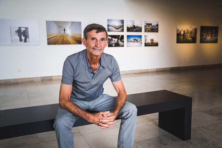 Het werk van stadsfotograaf Patrick Henry is van donderdag 11 juli tot en met 11 augustus te bewonderen in de Sint-Pietersabdij.
