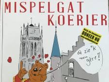 Dag na de brand in Zaltbommel: Optocht gaat door en Mispelgatkoerier heeft actiesticker