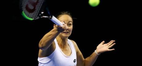 Roland Garros: Kerkhove-Rus mogelijk in tweede voorronde