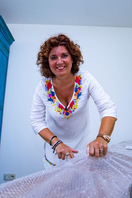 SBS-styliste Jorna Spapens (58) uit Harderwijk overleden