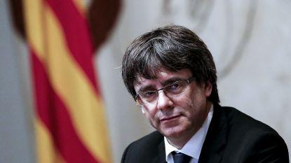 Catalaanse separatisten sluiten akkoord over regering: Puigdemont wil premier worden via Skype of met volmacht