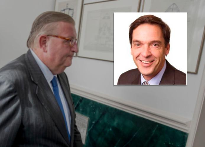 Eric Wetzels zal over twee weken waarschijnlijk worden aangewezen als waarnemend partijvoorzitter