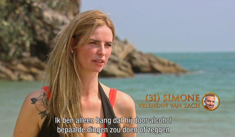 Simone Temptation Island
