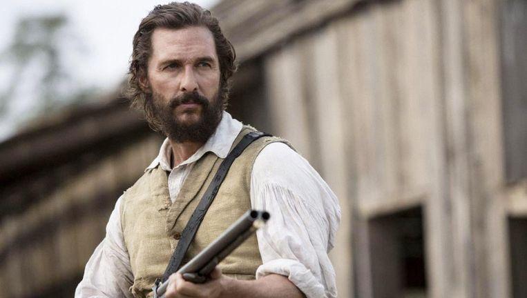 Matthew McConaughey in Free State of Jones Beeld  Murray Close