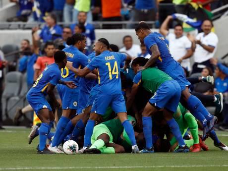 Remko Bicentini leidt Curaçao voor eerst in historie naar kwartfinale Gold Cup