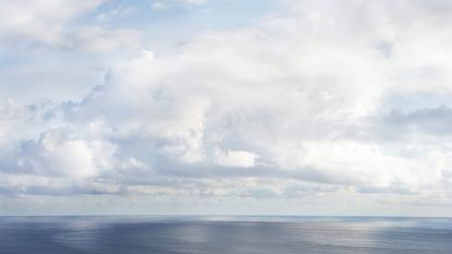 Eerst vrij zonnig, maar later duiken weer wolken op
