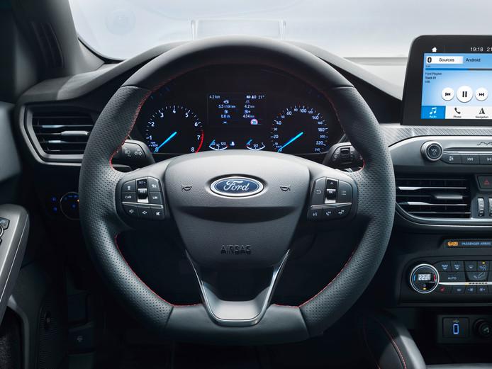 Ford Focus 2018.